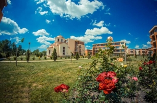Апартамент в Болгарии с двумя спальнями Солнечный Берег. Несебр F.N.