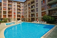 Недвижимость в Болгарии шикарная двухкомнатная квартира у моря