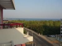 Двухкомнатная квартира в Болгарии с видом на море в Несебре