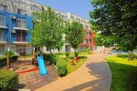 Студия в Болгарии у моря недорого с мебелью