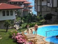 Отличные квартиры с видом на море Etara Hotel Болгария Свети-Влас