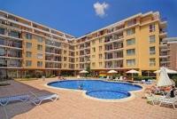 Недвижимость в Болгарии Двухкомнатная квартира Солнечный Берег СД 2.