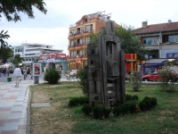 Большая квартира студия в Болгарии Приморско