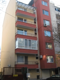 Апартамент на двух уровнях. Бургас