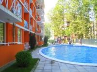 Меблированная квартира студия в Болгарии на побережье. Солнечный Берег