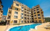 Меблированные апартаменты на море Радуга в Болгарии в курорте Святой Влас