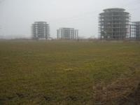 Земельный участок в Болгарии возле главной дороге недалеко от курортного поселка Ахелой
