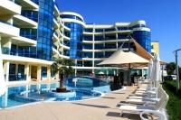 Уникальная двухкомнатная квартира на 1 линии моря Поморие Марина
