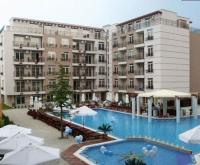 Недвижимость в Болгарии трёхкомнатная квартира с мебелью Солнечный Берег
