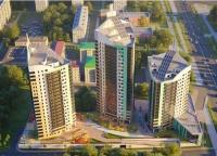 Оренбургский тракт 8 ЖК Манхетен продажа трёхкомнатной квартиры