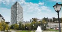 ЖК Clover house продажа однакомнатная квартира Щербаковский переулок 7 в ценре Казани.