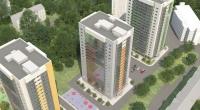 ЖК Green City продаеться двухкомнатная квартира  в 5 минутах езды  от центра города