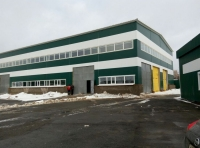 Продажа Нового производственно-складского комплекса от 1800 кв.м. до 5500 кв.м. класс А, 1.9га.  Краны 10т.. Все коммуникации.