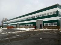 Производственно-складской Комплекс  1800 кв.м. на 0,5 га земельного участка. Класс А. г.Чехов.