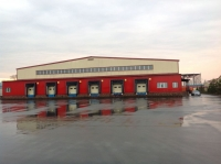Новый склад 5500 кв.м. г.Домодедово Класс В+
