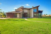 Современный стильный дом поселка премиум класса.