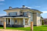 Купить дом Новорижское шоссе | Коттеджные поселки Подмосковье | Новый элитный дом
