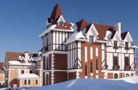 Купить дом 556 кв.м., участок 25 сот., Славково, Новорижское шоссе 24 от МКАД. Княжье озеро купить дом с дисконтом.