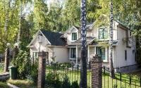Элитные дома под ключ | Купить коттедж по Новой Риге