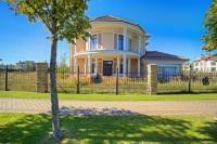 Купить дом 586 кв.м., участок 24 сот., Славково, Новорижское шоссе 26 от МКАД. Элитная недвижимость загородная недвижимость.