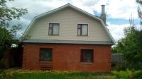 Купить дом 206 кв.м., участок 15 сот., Лобня, Ленинградское шоссе 12 от МКАД.