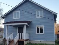 Купить дом из бруса под ключ недорого | Купить дом Озерецкое | Недорогой дом под ключ