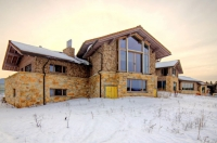 Большой дом у воды | Элитные дома коттеджи в Подмосковье | Элитные дома на Рублевке продажа фото