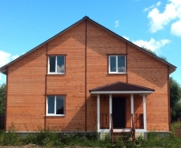 Купить дом из бруса под ключ цена | Купить дом Мышецкое | Дом из бруса недорого
