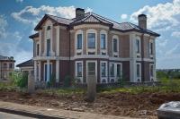 Элитный поселок. Купить дом 426 кв.м., участок 30 сот., Славково, Новорижское шоссе 22 от МКАД. Недвижимость на карте.