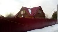 Зимняя дача с баней, недорого, озеро Круглое.