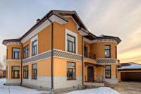 Элитный коттеджный поселок. Купить дом 382 кв.м., участок 25 сот., Чесноково, Новорижское шоссе 19 от МКАД. Элитная недвижимость дома коттеджы участки.