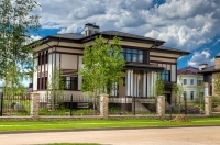 Коттеджный поселок на Новой Риге Monteville | Дом коттедж | Купить элитный дом на Новой Риге