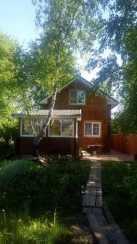 Продается дом, Чехов г, Оксино д, 50м2, 24 сот - ID 10002643