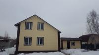 Продается дом, Чехов г, Сергеево д, Заводская ул, 150м2, 6 сот - ID 10002577