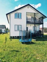 Продается дом, Чехов г, Скурыгино д, 155м2, 7 сот - ID 10002623