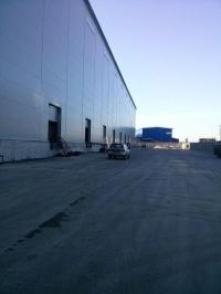 Новый склаской комплекс 12000 кв.м.(деление от 1200 кв.м.)