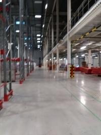 Складской комплекс 6000-10000 кв.м.,со стеллажами