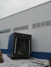 Новый склад категории В+ 860 кв.м.