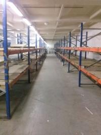 Сдаётся отапливаемый склад 900 кв.м.
