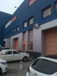 Производственно-складское помещение 1365 кв.м.