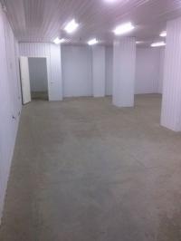 Отапливаемый склад 257 кв.м.,лицензия