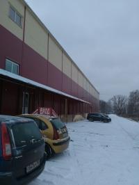 Продаётся складской комплекс 5798 кв.м.,земельный участок 4945 кв.м.