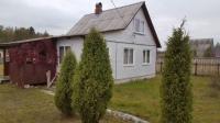Продаю участок с домом в поселке