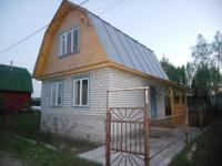 Кирпичный домик 2 этажа в садовом товариществе на окраине г.Киржач