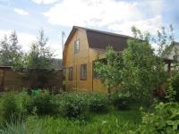 Новый обжитой дачный дом