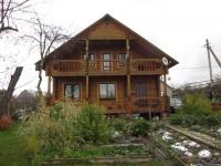 Новый брусовой дом в снт