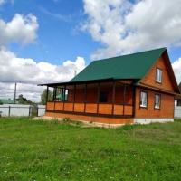 Новый двухэтажный дом д.Юрцово