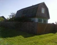 Дачный дом с печкой