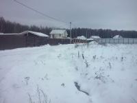 Продается земельный участок, Большое Петровское, 10 сот - ID 10001611