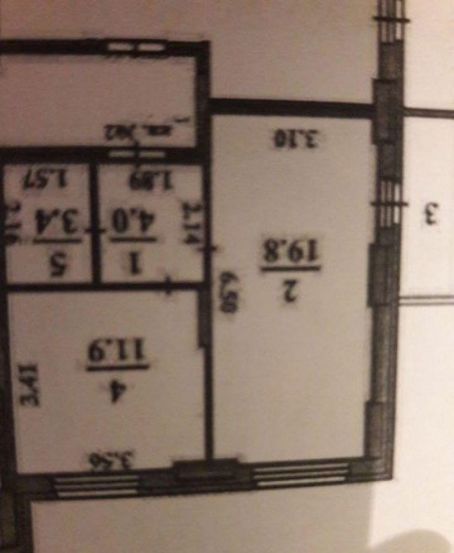 Продается однокомнатная квартира:г.Щелково мкр.Богородский д.19, фото 4